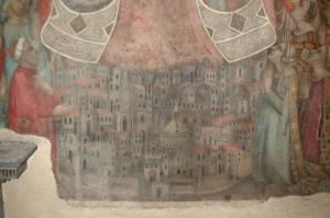 La plus ancienne représentation de Florence
