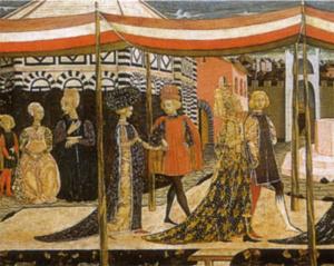 Cassone adimari (Galleria dell'Academia)