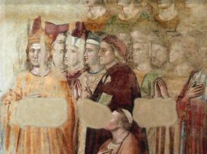 Fresque de Giotto (Musée du Bargello)