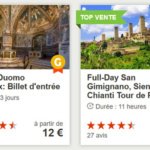 Visites guidées en Toscane
